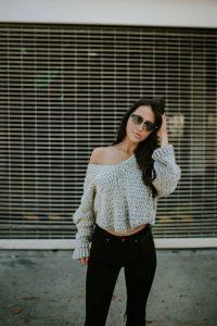 Fashion trendymeiden